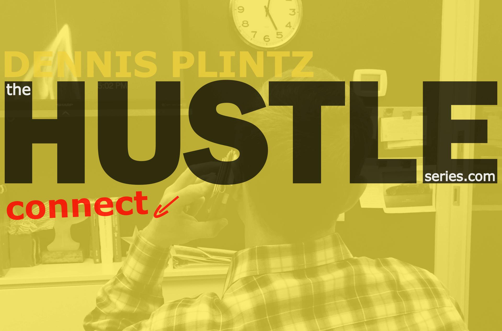 The Hustle Series by Dennis Plintz mobile slider