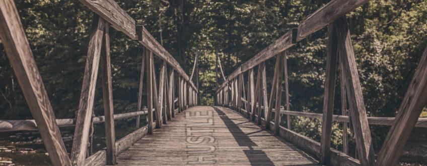 Hustle Doesn't Burn Bridges