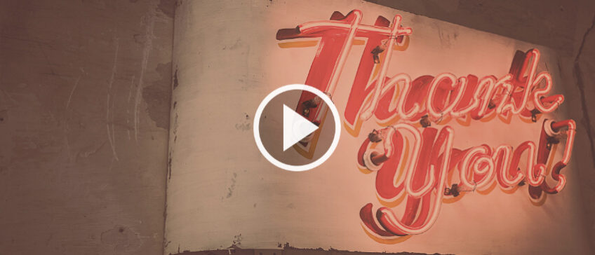 The HUSTLE Video Series Episode 8 – Be Grateful