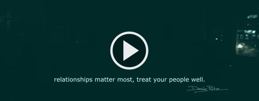 The HUSTLE Video Series Episode 7 – Relationships Matter
