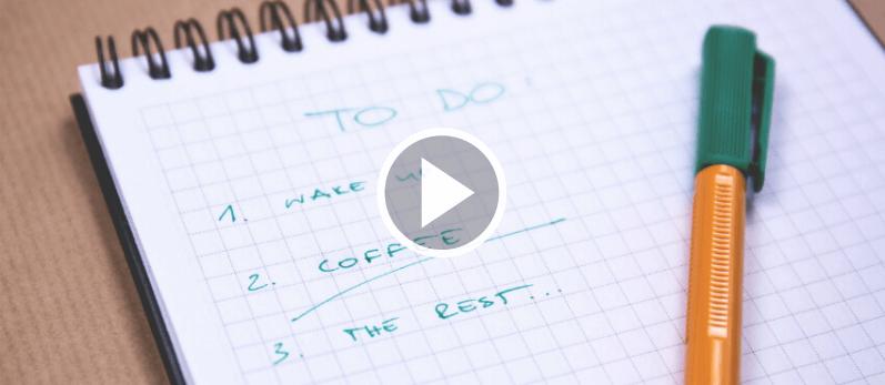 The Hustle Video Series Episode 23 – Priorities